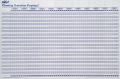 Planning semainier perpétuel - souple