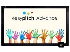 Dalle tactile easypitch 65'' Advance 4K