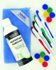 Kit de nettoyage tableau blanc