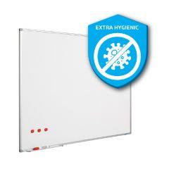 Tableau Blanc en acier avec traitement antibactérien Smit Visual