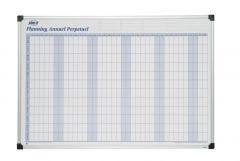Planning annuel perpétuel - magnétique