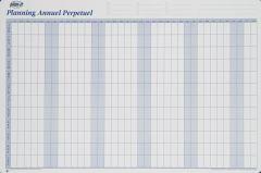 Planning mensuel souple  perpétuel